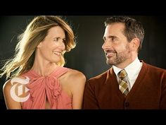 9 Kisses: Steve Carell & Laura Dern / 18 of the year's best actors pucker up for the magazine's Great Performers issue. Watch them all here: http://nyti.ms/9-kisses (Photo/Video: Elaine Constantine)