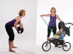 post baby body workout plan