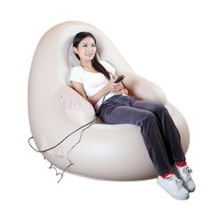 Luxury Multifunctional Electric body Massager Chair Inflatable Sofa Home Massage Armchair +  Inflator pump + Inflatable Pillow-in Massage & Relaxation from Health & Beauty on Aliexpress.com | Alibaba Group