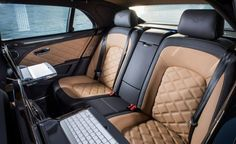 Here Is the World's Most Absurdly Opulent Car Interior  - PopularMechanics.com