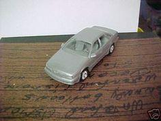 1989 Ford Taurus SHO 4 Door Sedan promo model