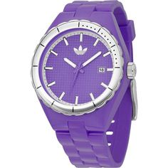 Trying to get into the habbit of  wearing a watch...and I came across this sporty Adidas watch that I like