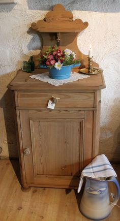 vaskeskap Nightstand, Table, Furniture, Home Decor, Decoration Home, Room Decor, Night Stand, Tables, Home Furnishings