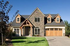 French Country Detailing - 6916AM | European, French Country, Narrow Lot, Photo Gallery, 1st Floor Master Suite, Bonus Room, CAD Available, Den-Office-Library-Study, PDF | Architectural Designs