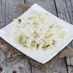 Salade de chou blanc  facile
