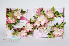 Elina Cardmaking Hobby: Wedding card - Love to Craft & Create DT