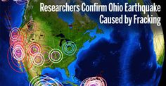 A Bulletin of the Seismological Society of America study has confirmed that a fracking operation near Poland Township in Ohio caused earthquakes by activating