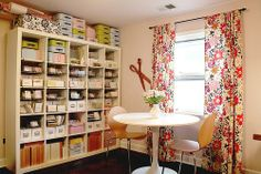 I need this to be my sewing/work room.