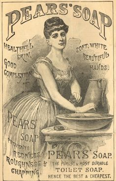 Vintage soap Ads | Knick of Time: Antique Graphics Wednesday - 1800's Advertisements