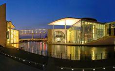 Berlin City Architecture