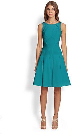 ZAC Zac Posen Genevieve Dress