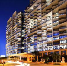 Where to Stay: The W South Beach, courtesy of @Travel + Leisure. #travel #Miami #DestinationFabulous