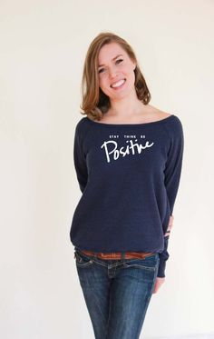 Awesome Hearts, navy off-the-shoulder sweatshirt Loose Goose Canada First Nations, Georgian, Off The Shoulder, Feminine, Graphic Sweatshirt, Navy, Sweatshirts, Fitness, Sweaters