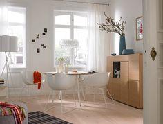 Kombi-Raum zum Wohnen, Essen...