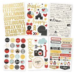 Stickers | Simple Stories