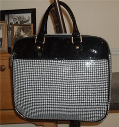 Sparkly Betsey Johnson bag, perfect for fall..