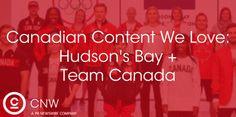 Hudson's Bay + Team Canada (May 3/16)