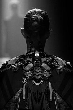 Концепт на тему солдат будущего: speakoroff