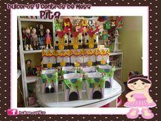 Dulceros Toy story