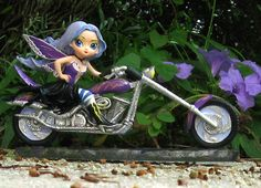 fairy riders motorcycle   Jasmine Becket-Griffith - New Celtic & Wizard of Oz - Tin Girl - Faces ...