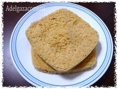 Recetas Light - Adelgazaconsusi: Pan proteico de atún sin hidratos y al microondas