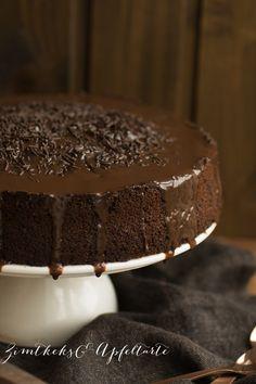 Super saftiger Schokoladenkuchen mit Tonkabohne - so lecker!