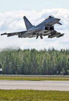 "Eurofighter, the ""Typhoon"""