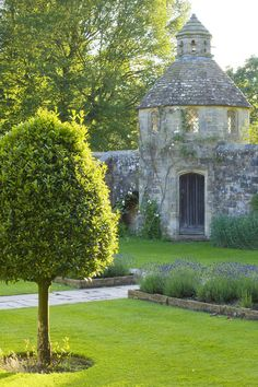 The dovecote at Nymans in West Sussex.  Via The National Trust Collections Treasure Hunt