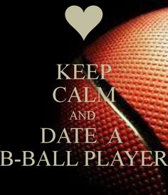 dating a basketball player meme