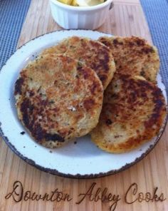 Colcannon (mashed potatoes and cabbage) gets a second life a next day, makeover, made into amazing colcannon cakes, great for breakfast or brunch.