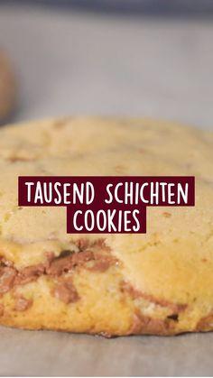 Fun Baking Recipes, Delicious Cookie Recipes, Yummy Cookies, Sweet Recipes, Dessert Recipes, Cooking Recipes, Winter Desserts, Holiday Desserts, German Baking