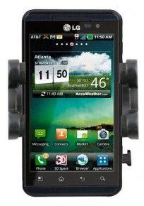 LG Optimus 3D P920 Universal Car Holder