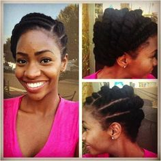 Nappys de Babi: Natural hair is in style in Cote d'Ivoire