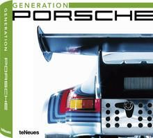 Generation Porsche. Three generations of the Porsche family have defined automobile history, in particular the saga of the sports car. This tale spans 110 years from the Lohner electric car, the first hybrid vehicle, to the latest from Porsche, the new Panamera touring car—exciting cars, whose forms and names are known to all. $45.00