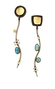 Lynn Harrisberger / Flow Earrings
