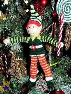 Liana Marcel - Keep calm and craft!: Free Christmas elf knitting pattern from Liana Marcel elf on the shelf ideas DIY