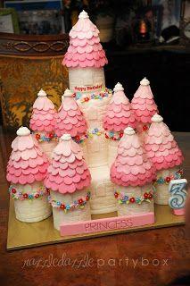 Razzle Dazzle Party Box: Theme Birthday Party: Princess Tea Party