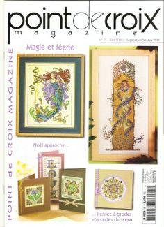 Point de Croix Magazine No. 75