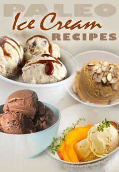 10 Paleo Ice Cream Recipes