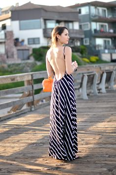 Hapa Time - a California fashion blog by Jessica: Smooth Sailing