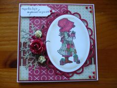 Remember Hollie Hobbie...Made with Love by AlisonB