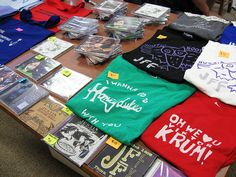 Here are some strategies that could help your band generate more merch sales. For custom merch, visit www.unifiedmanufacturing.com.