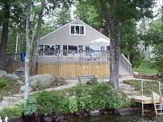 Lake Winnisquam Vacation Rental- Newly renovated lake front cottage with dock.