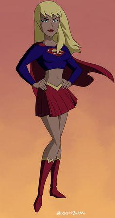 Gotham Girls, Marvel Girls, Marvel Dc, Supergirl Comic, Legion Of Superheroes, Arte Dc Comics, Bruce Timm, Teen Titans Go, Girls Rules