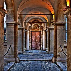 Baroque Door!✔️