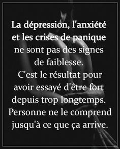 Depressie, angst en paniekaanvallen - Apocalypse Now And Then Life Quotes Love, Best Quotes, Inspiration Entrepreneur, Motivational Quotes, Inspirational Quotes, Good Sentences, French Quotes, Bad Mood, Leadership Quotes
