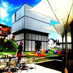 @Donau-Uni Chillout Zone Chillout Zone, Uni, Basketball Court, Fair Grounds, Travel, Viajes, Destinations, Traveling, Trips