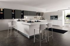 Contemporary Kitchen Décor for all Tastes