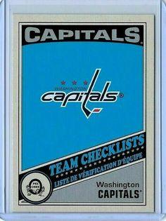 Washington Capitals, Vintage Items, Personalized Items, Sports, Ebay, Hs Sports, Sport