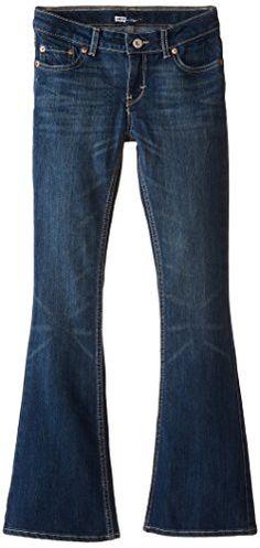 Levi's Big Girls' Tina Flare Jeans, Indigo Muse, 7 Levi's http://www.amazon.com/dp/B00XK3VYZ4/ref=cm_sw_r_pi_dp_qDC.wb1XHFAK6